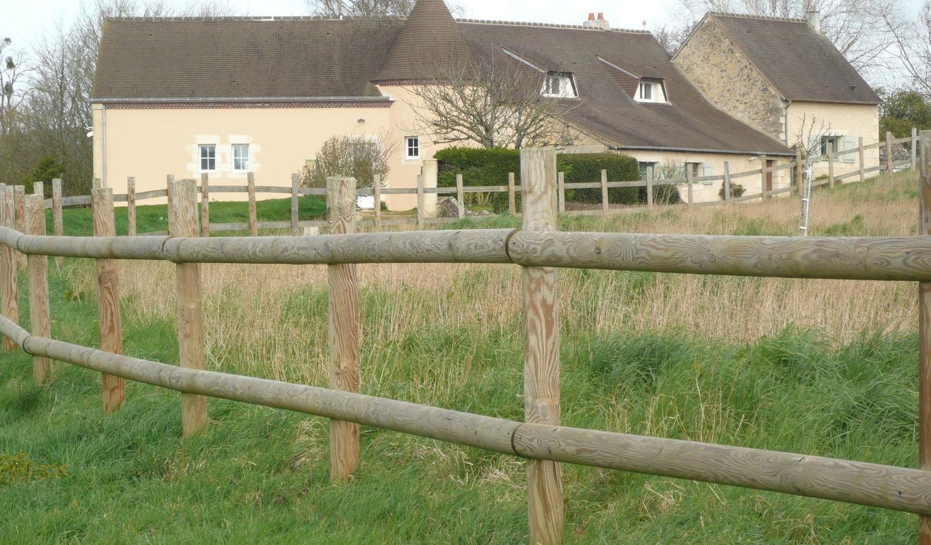 Maison avec jardin et terrasse Saint-Cyr-la-Rosière