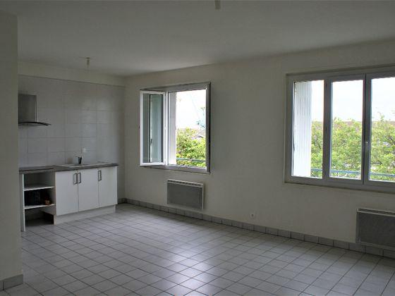 Vente appartement 3 pièces 54,9 m2