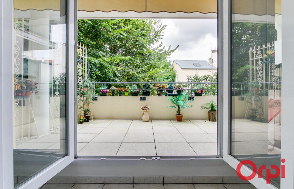 Vente appartement 4 pièces 80 m² à Bagnolet (93170), 465 000 €