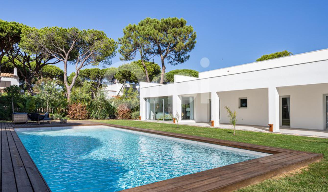 Maison avec jardin et terrasse Quarteira
