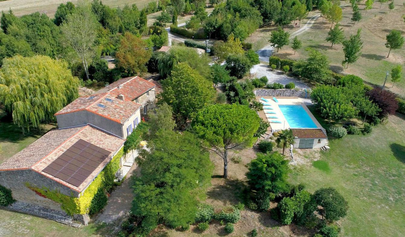 Property with pool Castelnaudary