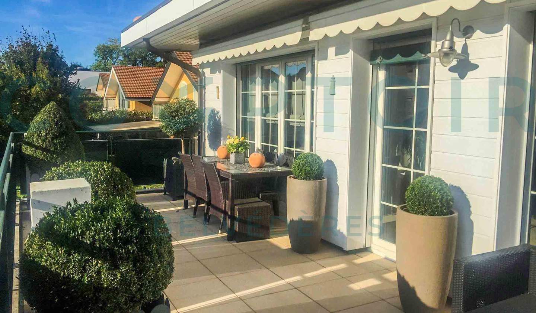 Appartement avec terrasse Veyrier