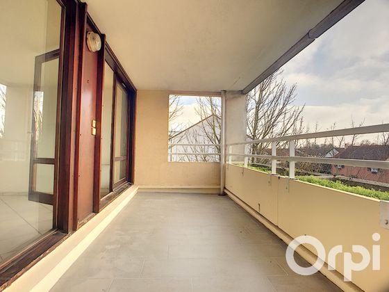 Location appartement 2 pièces 45,23 m2