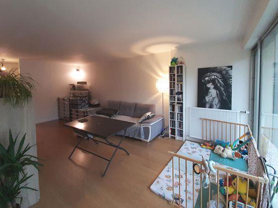 Vente appartement 3 pièces 72,53 m2
