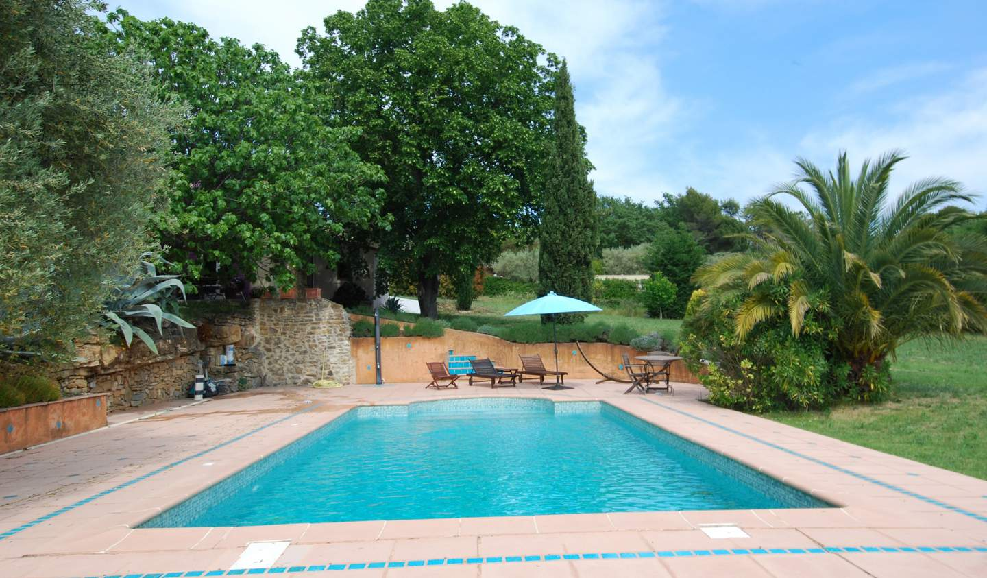 Villa with pool and terrace Le Beausset
