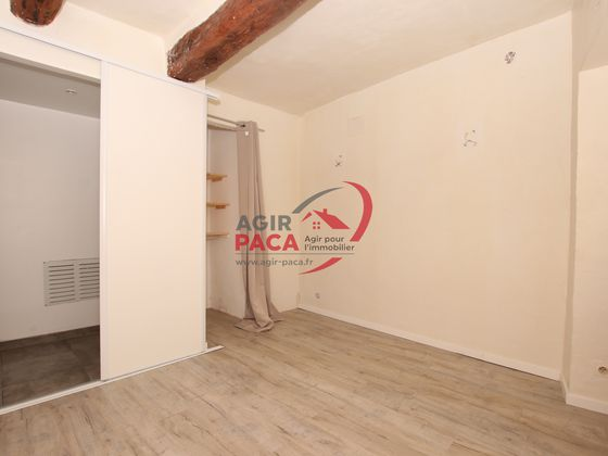 Vente appartement 2 pièces 36,5 m2