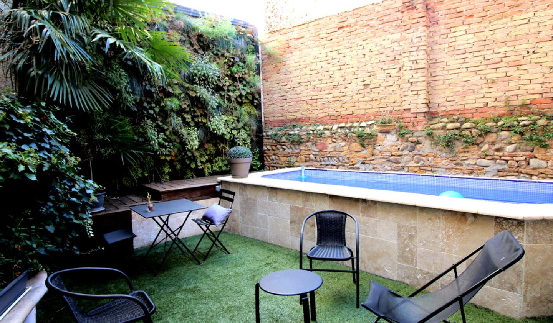Maison avec piscine et terrasse Neuville-sur-Saône