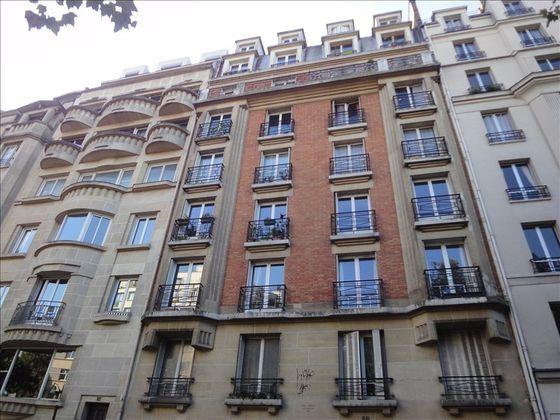 vente Chambre 8,3 m2 Paris 19ème