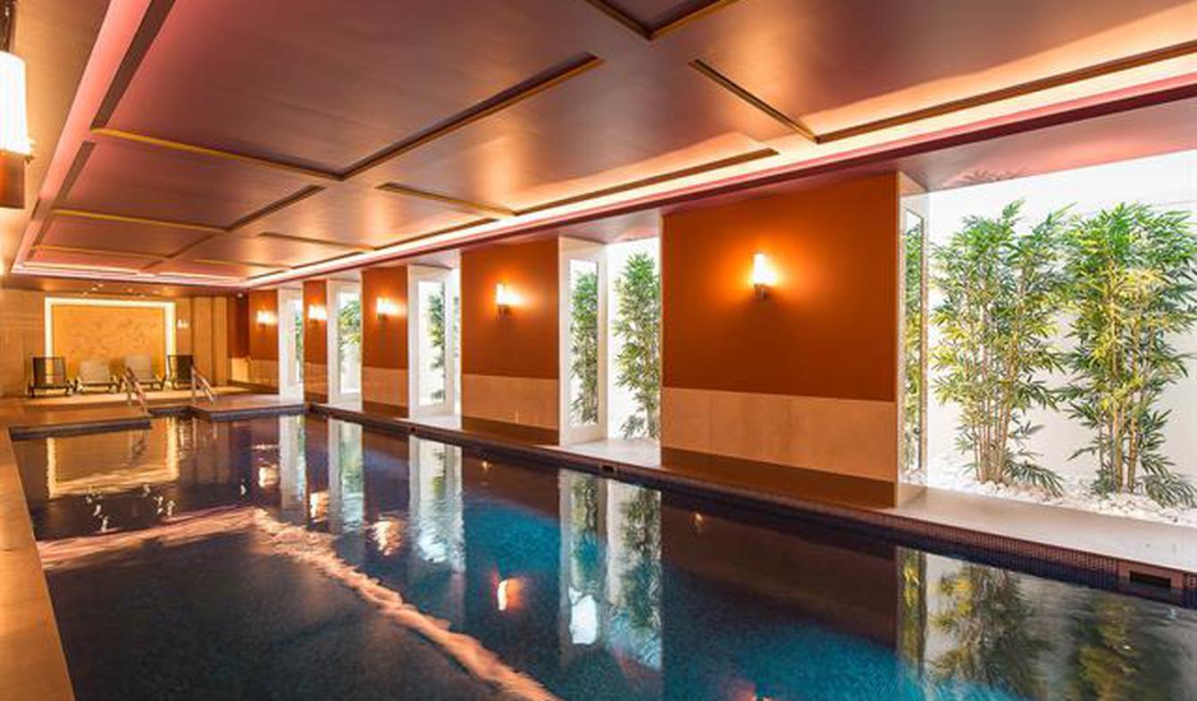 Appartement avec piscine Ixelles
