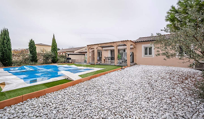 Maison avec piscine Saint-Saturnin-lès-Avignon