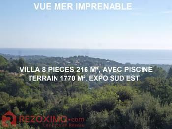 Villa 8 pièces 216 m2