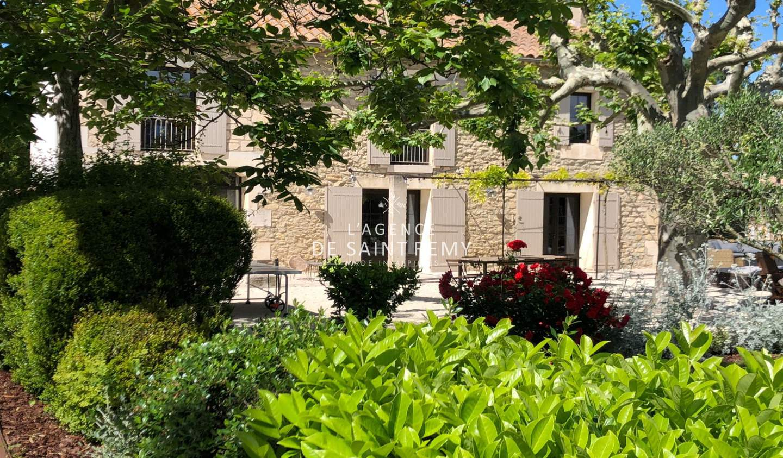 Villa with pool and terrace Saint-Rémy-de-Provence