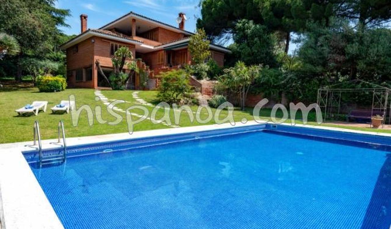 Villa avec piscine et terrasse Sant Vicenç de Montalt