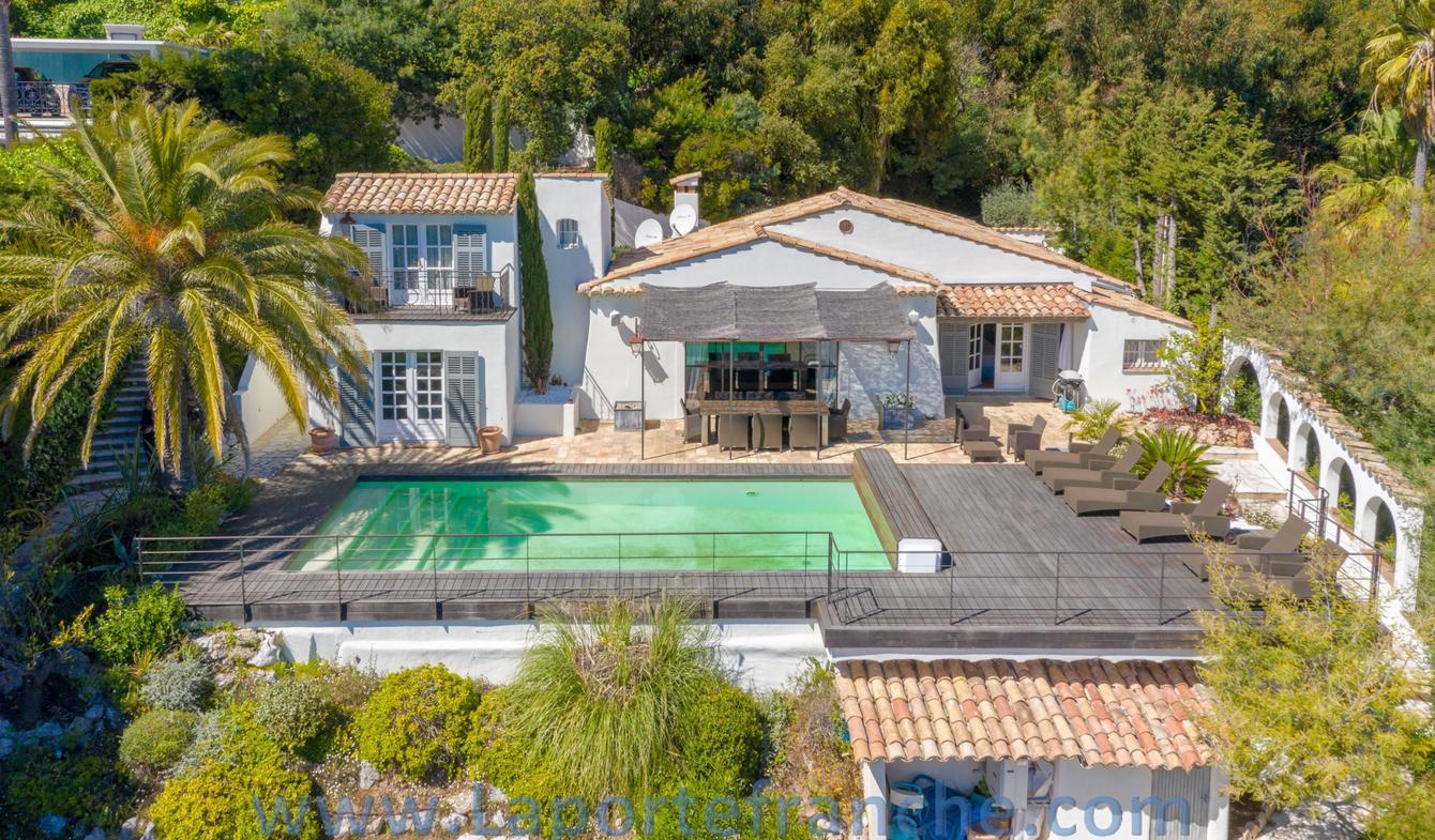 Villa avec piscine et terrasse Vallauris