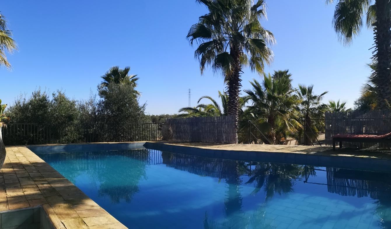 Propriété avec piscine et jardin Marchena