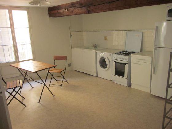Location studio 45 m2