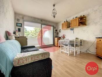Appartement 2 pièces 35,07 m2