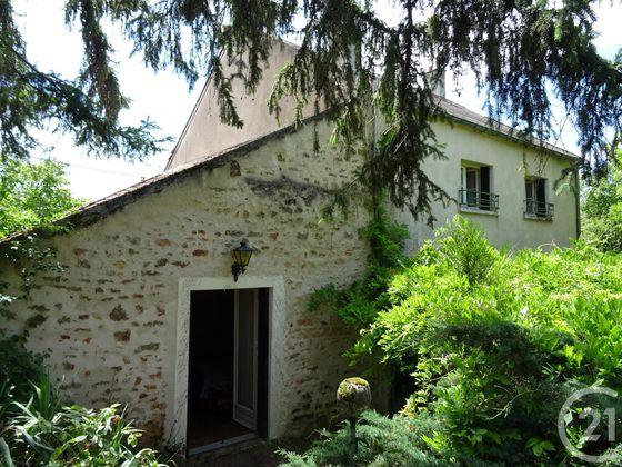 Vente maison 7 pièces 118,38 m2