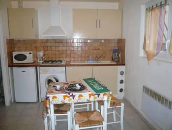 Appartement meublé 2 pièces 27,9 m2