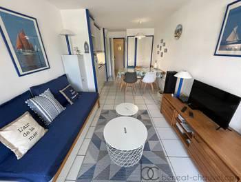 Appartement 3 pièces 35,3 m2