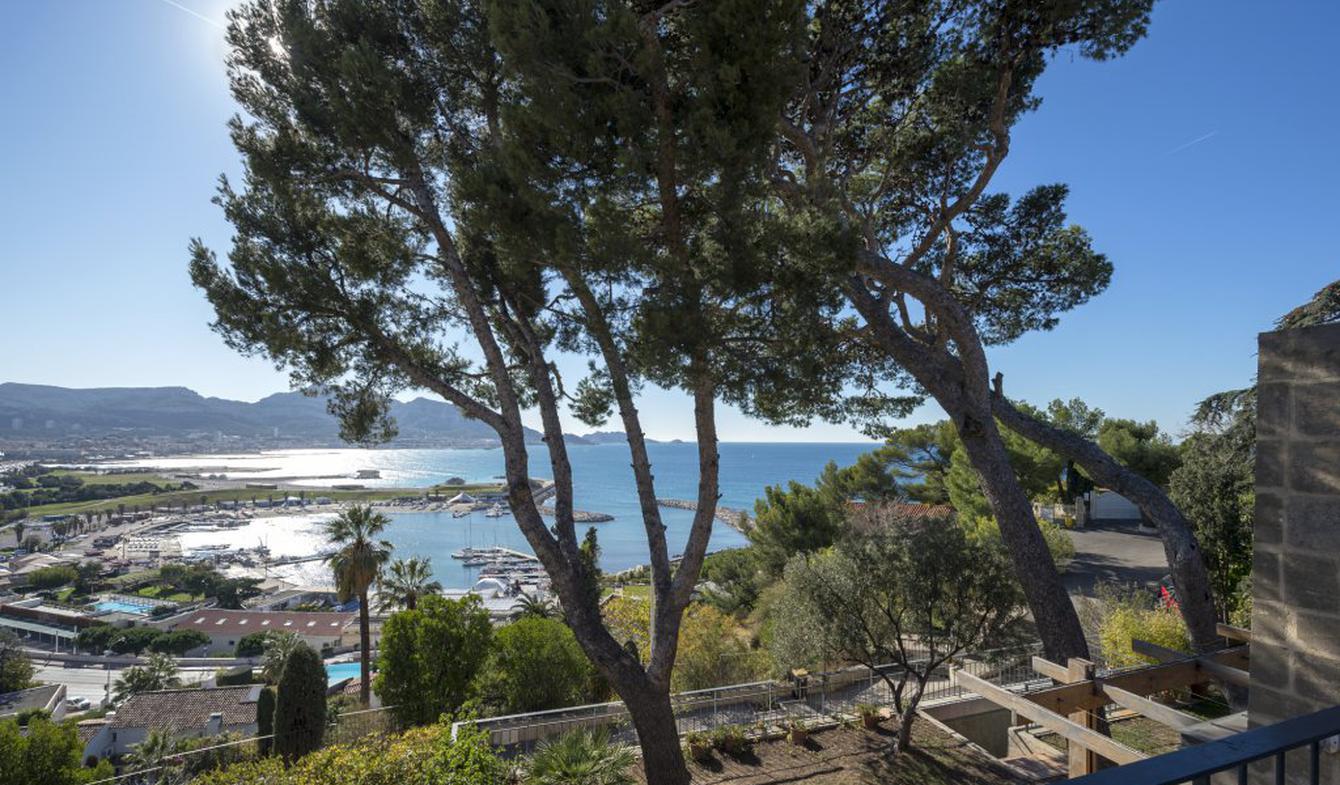 Vente villa de luxe marseille 7 me 3 950 000 500 m - Residence avec piscine marseille ...