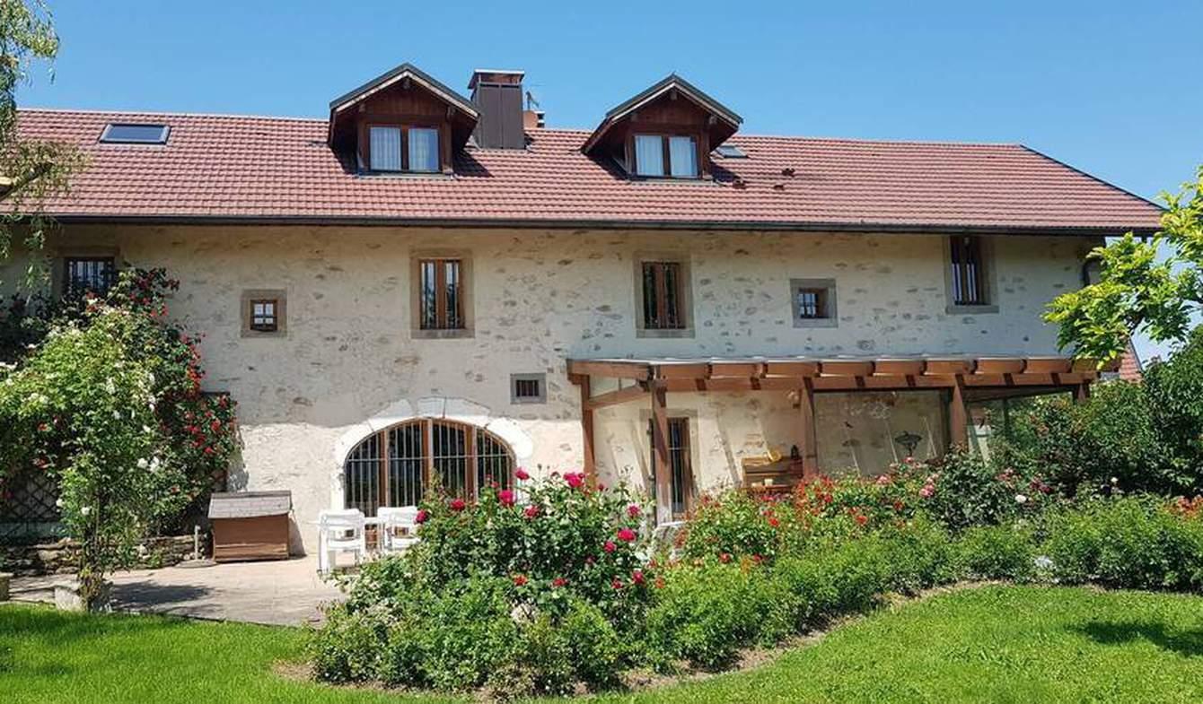 Maison avec terrasse Etaux