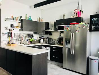 Appartement 3 pièces 58,88 m2