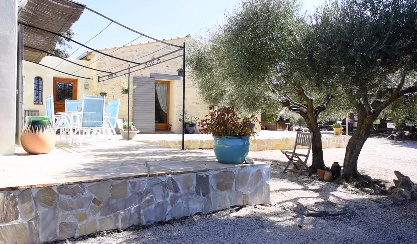 Villa avec piscine et jardin Correns