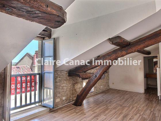 Location studio 18,33 m2