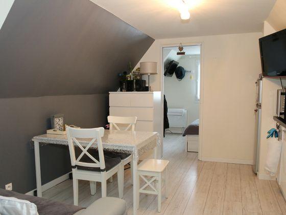 Vente studio 22,72 m2