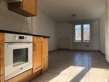 Appartement 3 pièces 52,79 m2