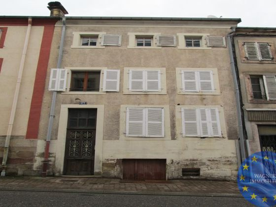 Vente maison 7 pièces 70 m2