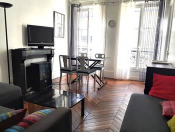Appartement meublé 3 pièces 48 m2