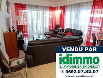 Appartement 4 pièces 110,22 m2