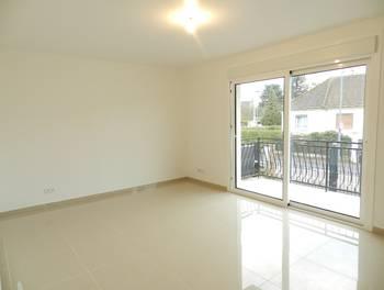 Appartement 2 pièces 38,36 m2