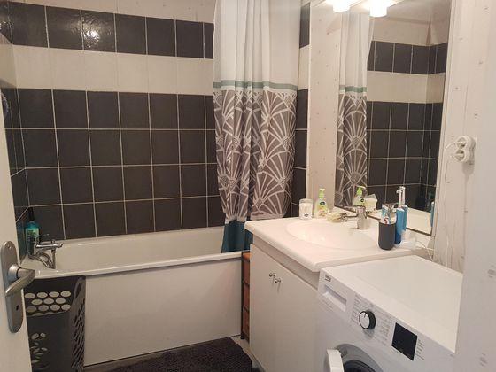 Vente appartement 2 pièces 53,72 m2