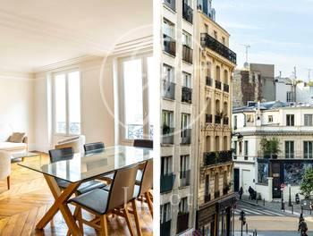 Appartement meublé 2 pièces 59,57 m2