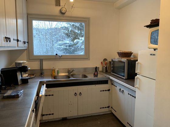 Vente appartement 4 pièces 68,7 m2