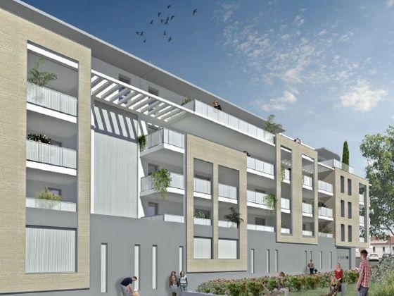 Vente appartement 2 pièces 41,45 m2