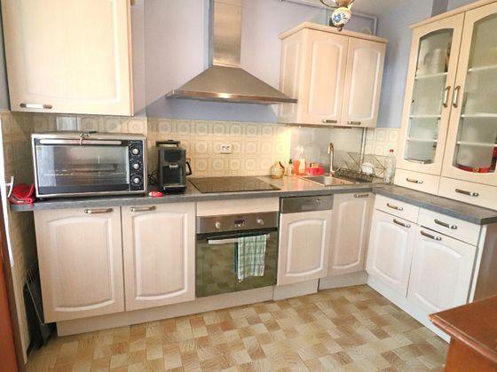 Vente appartement 4 pièces 84,86 m2