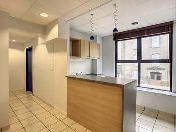 Appartement 2 pièces 62,19 m2
