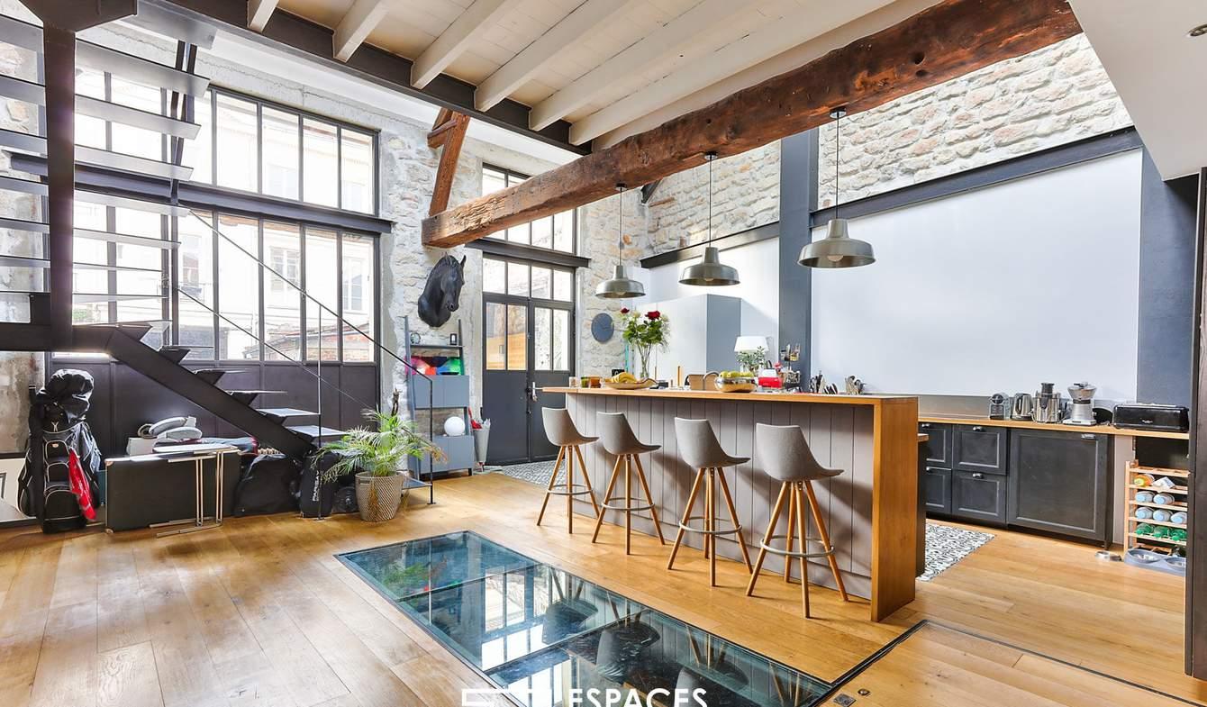 Maison avec terrasse Villejuif