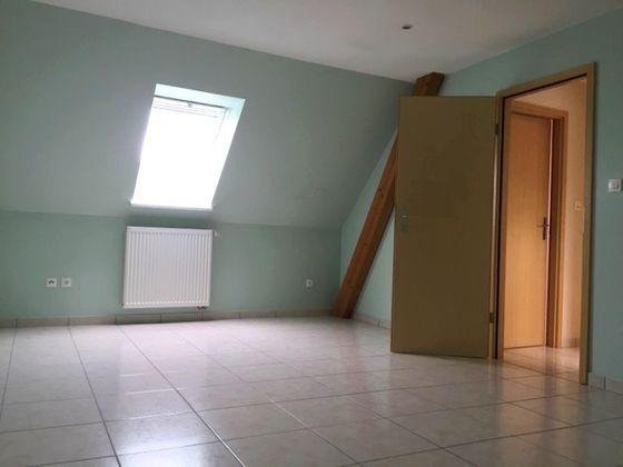 Location duplex 3 pièces 77,2 m2