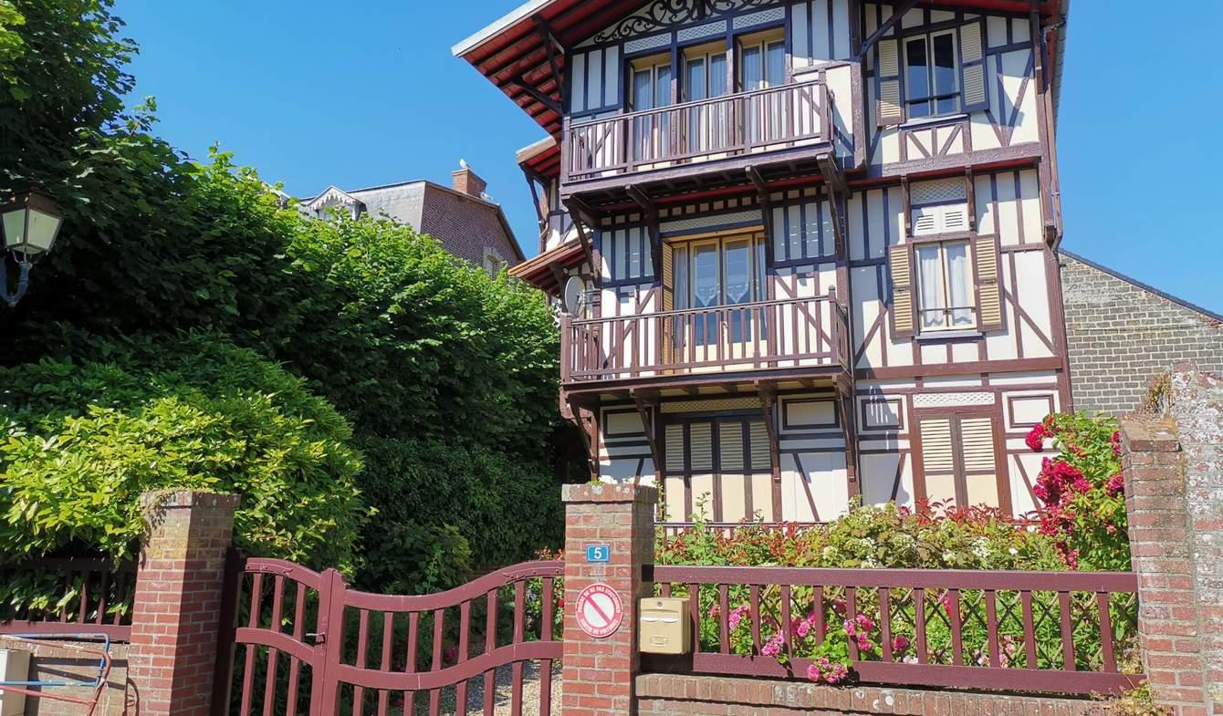 Villa avec terrasse Etretat