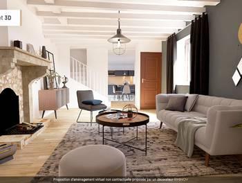 Maison 5 pièces 124,2 m2