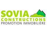 logo de l'agence SOVIA CONSTRUCTIONS