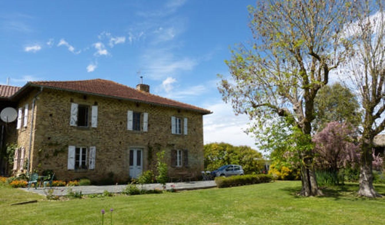 Maison avec piscine et terrasse Castelnau-Magnoac
