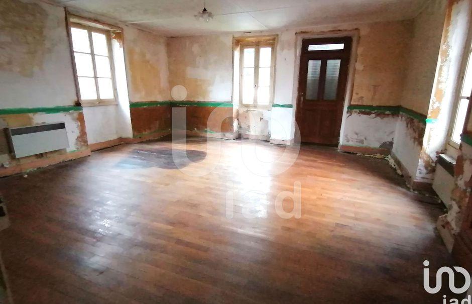 Vente maison 4 pièces 88 m² à Cressat (23140), 34 500 €