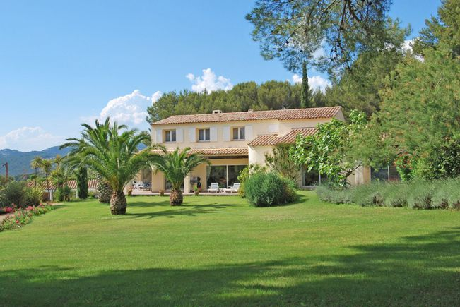 Property with Pool and Garden, Sanary-sur-Mer