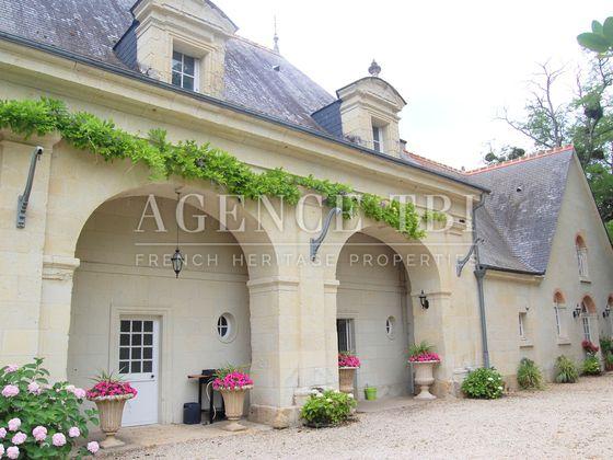 Vente château 20 pièces 660 m2